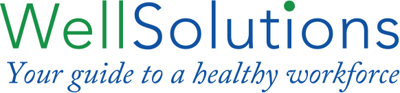 WellSolutions WordMark logo
